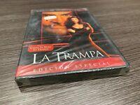 La Trappola DVD Entrapment Sean Connery Catherine Sealed Sigillata