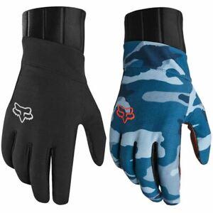 Fox Defend Pro Fire Gloves FA21 Winter Cold Weather MTB Mountain Bike Trail NEW