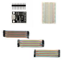 Digispark Kickstarter ATTINY85+400Point Breadboard+120Pcs Jumper Wires Male/F T3