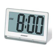 Orologio digitale Johnson SVD200 sveglia display calendario a batterie - Rotex