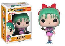Pop Animation! Dragon Ball/Dragon Ball Z Bulma #108 Figure by Funko