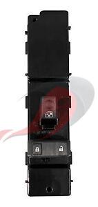 Genuine GM H2 Silverado Sierra Right Passenger Door Lock Window Switch 19115820