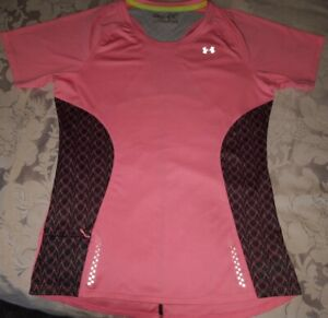 Ladies Under Armour training/running/cycling T Shirt