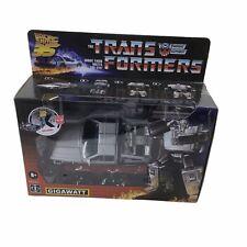 Transformers Generations Collaborative: Back to the Future Mash-Up, Gigawatt NEW