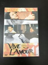 Vive L'Amour (DVD, 1998) - Like New DVD- Rare OOP