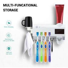 Puretta Wireless Smart UV Rechargeable Toothbrush Sterilizer - White