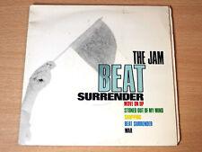 "EX !! The Jam/Beat Surrender/1982 Polydor 2x 7"" Single"