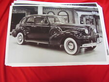 1939 BUICK ROADMASTER SEDAN     BIG  11 X 17  PHOTO  PICTURE