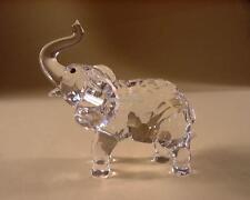 SWAROVSKI Crystal elefante baby 191371 Nuovo di zecca Boxed RITIRATO RARO