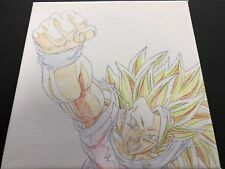 Ichiban Kuji Dragon Ball Super BROLY THE 20th FILM Movie G Prize Bold Canvas E