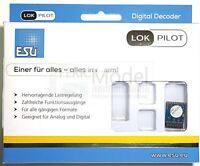 ESU ELECTRONIC 59622 - LokPilot 5 Decoder DCC PluX22 NEM658