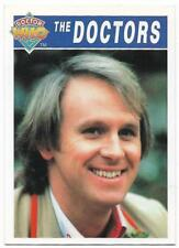 1994 Cornerstone DR WHO Base Card (70) The Doctors