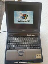 Toshiba Satellite 1800-S203 LAPTOP Windows98.  WORKING