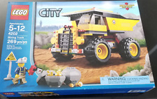 4202 LEGO CITY MINING TRUCK~SEALED NIB~USA SELLER~269 pcs