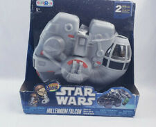 Mighty Beanz Star Wars Millenium Falcon Collector Case Toys R Us Exclusive NEW