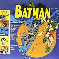 Sensational Guitars of Dan & Dale : Sun Ra Arkesta - Batman and Robin [New Vinyl