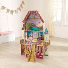 NEW KidKraft Disney® Princess Belle Enchanted Dollhouse | Beauty & the Beast Kid