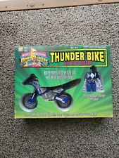 Mighty Morphin Power Rangers Blue Thunder Bike- Bandai Vintage 1994 New