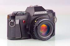 PREZIOSA CLASSICA PENTAX P30 + PENTAX-A f1.7 50mm PENTAX K MOUNT CLASSIC