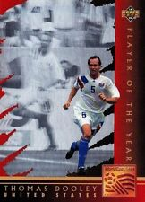 Single Soccer Trading Cards Season 1994