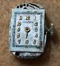 Vintage Longines Cal 5L Watch Movement 17 Jewels Ladies Parts/Repair