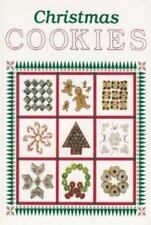 Vintage Oxmoor House CHRISTMAS COOKIES Cookbook Holiday Baking