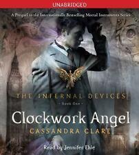 Clockwork Angel (The Infernal Devices), Clare, Cassandra