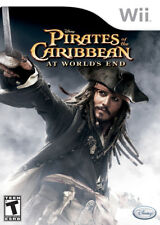 Pirates of the Caribbean: At World''s End WII New Nintendo Wii