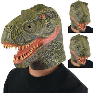 Adult  Halloween T-REX Inflatable Dinosaur Costume Jurassic Dress Blowup Outfits