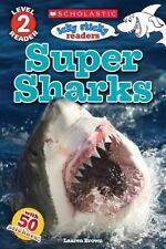 Icky Sticky: Super Sharks (Scholastic Reader, Level 2)