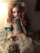 "Gorgeous ""Bru doll 24 inches. Emily Hart head on antique body"