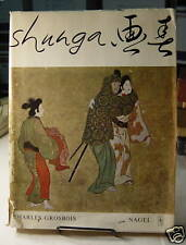 SHUHGA Images of Spring-Erotic Elements in Japanese Art