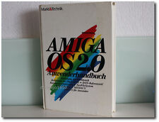 Markt & Technik Buch: AMIGA OS 2.0 - Anwenderhandbuch