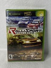 RalliSport Challenge (Microsoft Xbox, 2002) Factory New and Sealed