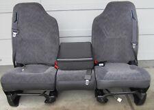 Dodge Ram Oem Cloth Truck Seats 1998 1999 2000 2001 2002