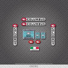 0230 Columbus Custom GENIUS Derosa Bicicletta Telaio E Forcella Adesivi-Decalcomanie