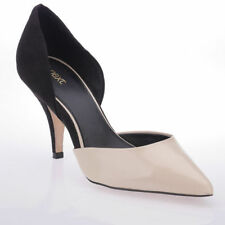 Faux Suede Court NEXT Heels for Women
