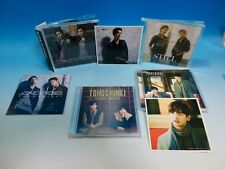 CD Tohoshinki TVXQ Japan Bigeast Edition Set of 4