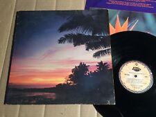 AMERICA - HARBOR - LP + POSTER - BSK 3017 - USA 1977
