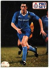 Nick Richardson Halifax Town #442 Pro Set Football 1991-2 Trade Card (C364)