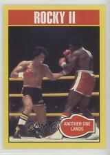 2016 Topps Rocky 40th Annivesary Online Exclusive Base #99 Another One Lands 0w6