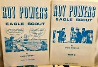 Roy Powers Eagle Scout #1 & Part 2 - Limited Edition Vintage Collector's Comic