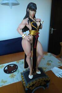 Pop Culture Shock Chun Li Battle Dress Variante 1/3 Statue Street Fighter