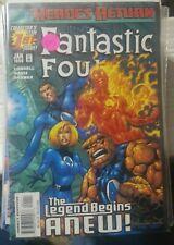 FANTASTIC FOUR VOL 3 1998  # 1 4 5 7 8 10 13 14 16 21-23 29-58 480-600 U PICK 1