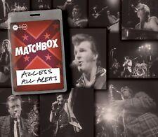 MATCHBOX - ACCESS ALL AREAS  CD+DVD NEW!