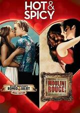 Hot & Spicy: William Shakespeare's Romeo + Juliet/Moulin Rouge (DVD, 2013)