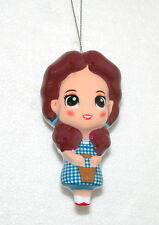 Hallmark Plastic Kawaii Wizard Of Oz Dorothy Ornament 2016 New Tags