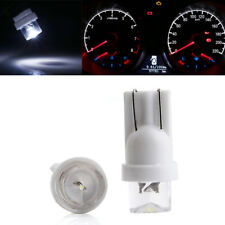 200Pcs White T10 W5W 168 194 LED Bulbs Instrument Gauge Cluster Dash Light 12V