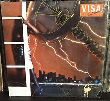 V.I.S.A. – San Francisco Lp Canada Issue 1981 Unidisc Italo Disco