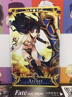 Ryougi Shiki Stage 1 Assassin Star 4 FGO Fate Grand Order Arcade Mint